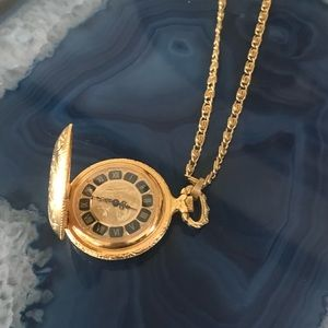 Other - Waltham Pocket watch and chain! Exc condition!